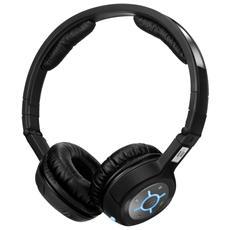 Cuffia Microfonica Stereo MM400 Bluetooth Colore Nero