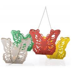 Farfalle Luce Led 4 Colori