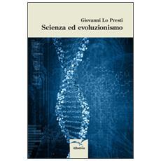 Scienza ed evoluzionismo