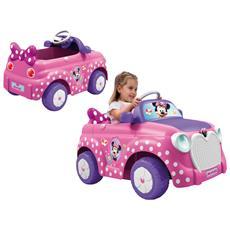 Minnie Mouse Auto Elettrica 6 V