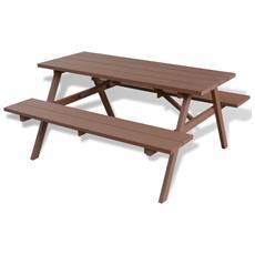 Tavoli con panche in ePRICE