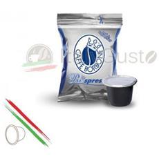 Caffè In Capsule Respresso Miscela Blu 100pz