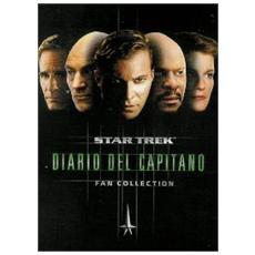 Dvd Star Trek-diario Del Capitano (5dvd)