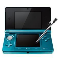 Console Nintendo 3DS Aqua Blue - Colore Blu