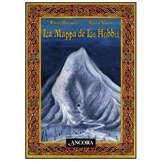 La mappa de «Lo Hobbit»