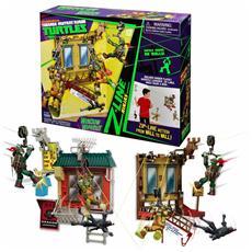 Ninja Turtles Playset T. Z. Line Base