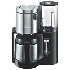 TC86503 Macchina da Caffè Americana Capacità 1.15 Litri Potenza 1100 Watt Colore Nero