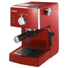 HD842322 Poemia Macchina Da Caffè Espresso Manuale Potenza 950 Watt Capacità 1 Litro Colore Rosso