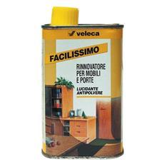 Lucidante per Legno Facilissimo Veleca art. 385 250 ml per Mobili