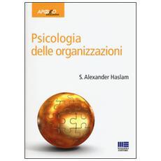 Psicologia delle organizzazioni