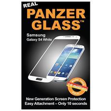 Pellicola Protettiva in Vetro Temperato per Galaxy S4