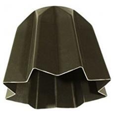 Forma Pandoro 1 Kg. In Alluminio Antiaderente Diam. cm. 22 H Cm. 16