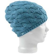 Cappello Donna Beanie Biridie Unica Azzurro