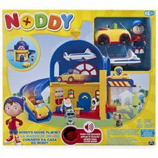 Casa di Noddy con Veicolo e Personaggio