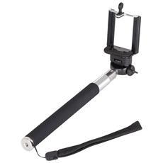 Bastone Selfie Telescopico Per Smartphone St80 Nero