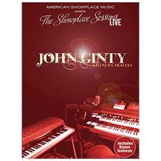 John Ginty - Bad News Travels Live