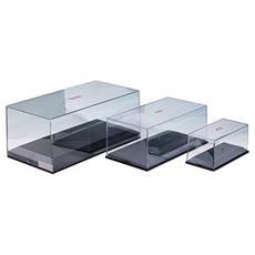 9507 Vetrina In Plexiglass Per 1/43 Modellino