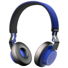 Move, Stereofonico, Blu, Padiglione auricolare, Bluetooth, 80 mW, 3.5mm / USB