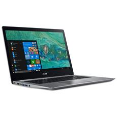 """Notebook Swift SF314-52-87T7 Monitor 14"""" Full HD Intel Core i7-8550U Quad Core Ram 8GB SSD 256GB 3xUSB 3.0 Windows 10 Home"""