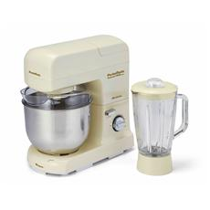 ARIETE - Pastamatic Gourmet 1950 Edition Impastatrice Potenza 1500 Watt Capacità 4.2 Ltri Colore Panna