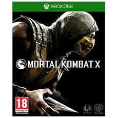 XONE - Mortal Kombat X