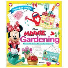 Disney - Minnie Gardening (Album Creativo)