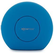 Speaker Audio Portatile Doubleblaster Bluetooth Potenza 3W Blu