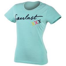 T-shirt Mm Donna Azzurro Xs