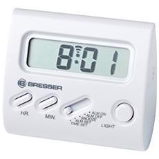 Sveglia YO-YO LCD-Display bianco