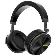 Bluedio T5 Attivo Noise Cancelling Cuffie Bluetooth Senza Fili Cuffie Portatili Con Microfono