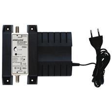 KR 35/0 BKV, 3W, 190 - 240V, 50 Hz, -20 - 50 C, 175 x 148 x 75 mm, Nero