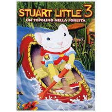 Dvd Stuart Little 3 - Un Topolino. . .