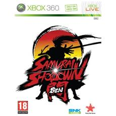 X360 - Samurai Showdown Sen