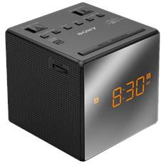 SONY - Icfc1tb Radiosveglia Fm / am Snooze Dual Alarm...