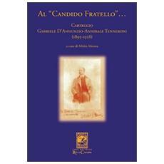 Al «candido fratello». . . Carteggio Gabriele D'Annunzio-Annibale Tenneroni. (1895-1928)