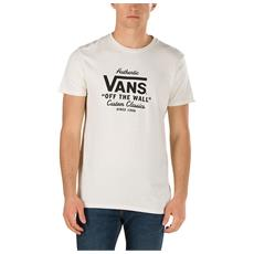 T-shirt Holder Overdye Bianco L
