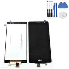 Ricambio Lcd Display + Touch Screen Unit Nero Originale Per Lg Zero H650e