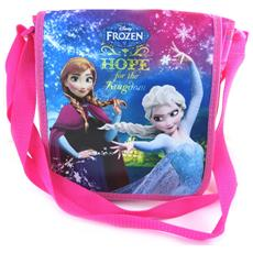 shoulder bag 'frozen - ' rosa blu - [ m5390]