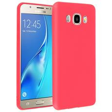 Cover Galaxy J5 2016 Soft Touch Silicone Gel Morbido - Rossa