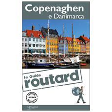 Copenaghen e Danimarca. Con cartina