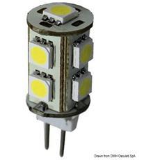 Lampadina LED 12/24 V G4 1,6 W 97 lm