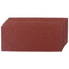 415770 Fogli Abrasivi 1/3 10 P. zi Grana 60