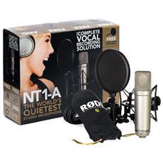 Nt1a Complete Bundle Kit Microfono A Condensatore Con Accessori