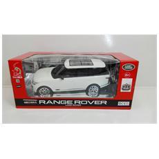 Land Rover - Range Rover - Radiotelecomandata - Bianca - Scala 1:16