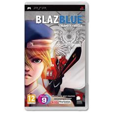 PSP Blaze Blue Calamity Trigger