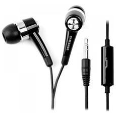 Auricolari In-Ear con Microfono colore Nero