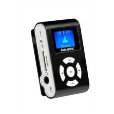 Lettore MP3 8GB Sintonizatore FM Display da 1.1' colore Nero