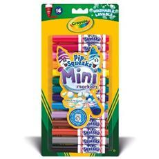 Colora 14 Mini Pennarelli Lavabili 8343