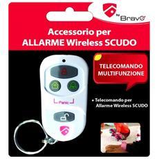 92902938, IR Wireless, Pulsanti, Bianco, Security system, Alcalino
