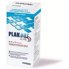 Plak Out Active Collutorio 0,12% 200ml Polifarma Benessere